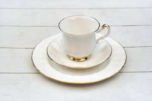 Zoe and tea