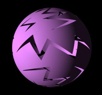 Lightning purple ball copy