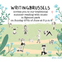 Writingbrussels reading this Sunday