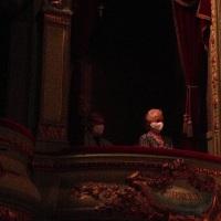 Desde el palco